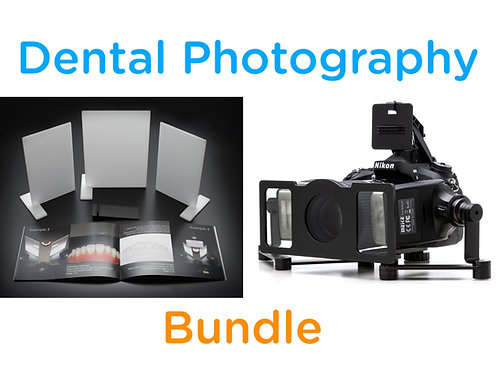 Dental Photography Tool Bundle - PolarFrame+Softer Diffuser
