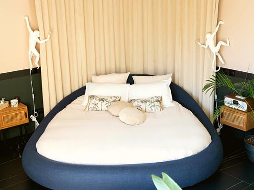 Notre suite Jungle : sa décoration et sa conception