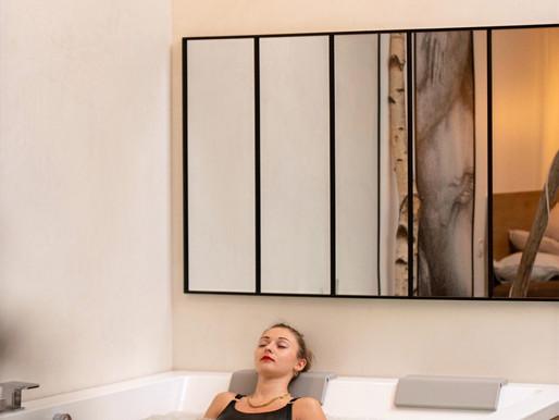MAISON FLORENCE IVAKNO : baignoires balnéo Jacuzzi® dans vos CHAMBRES D'HÔTES DE CHARME proche Aix