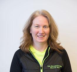 Amanda Robertson Physiotherapist and Cli
