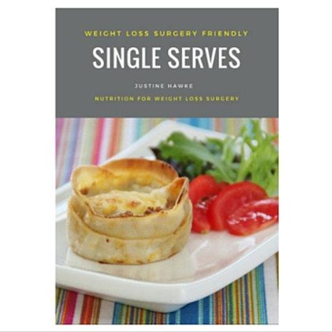 Single Serves Book