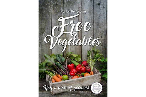 FREE VEGETABLES COOKBOOK