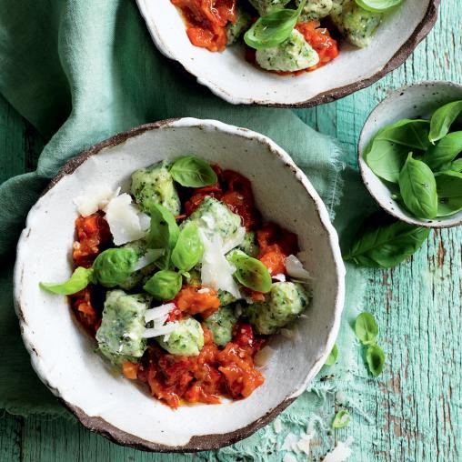 Roasted-broccoli-gnocchi