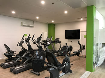 Transformed Weight Loss Gym