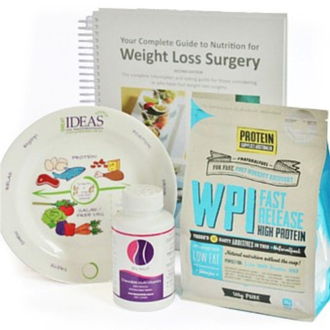 Weight Loss Surgery Complete Care Kit