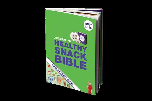 AUSTRALIAN HEALTHY SNACK BIBLE 2018