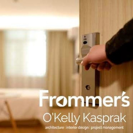 Frommer features OKK!