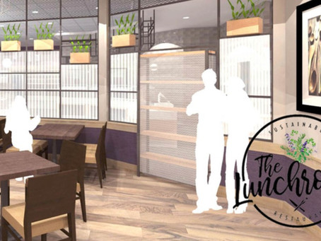Lunch Break? Lunchroom opening at 70 W Madison