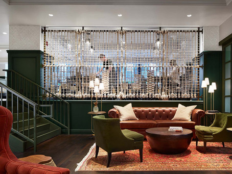 Tech, Taps, and Terraces: O'Kelly Kasprak on Hotel F&B Design Trends