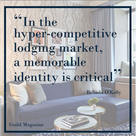 5 Tips to Creating a Hotel Space That Will Captivate Your Guests