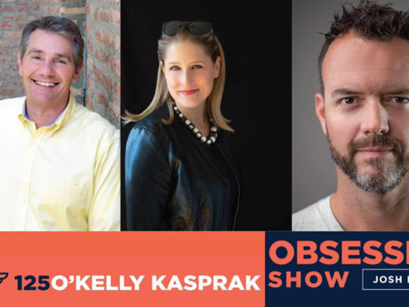 OKK on the Obsessed Show!