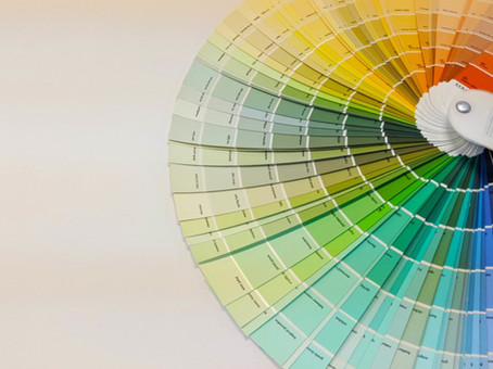 The Agony of Choosing a Paint Color…