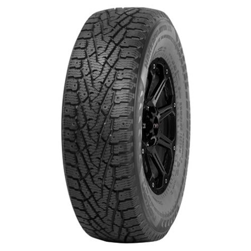 Pair of 2 - LT225/75/17 NEW Nokian SNOW Tires