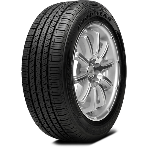 Set of 4 - 225/60/18 Goodyear Comfort Tred Tires