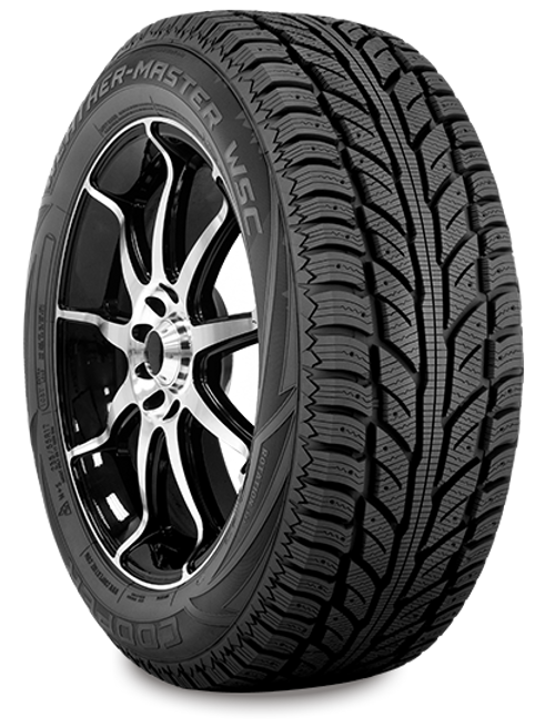 Set of 4 - 225/45/18 NEW Cooper SNOW Tires