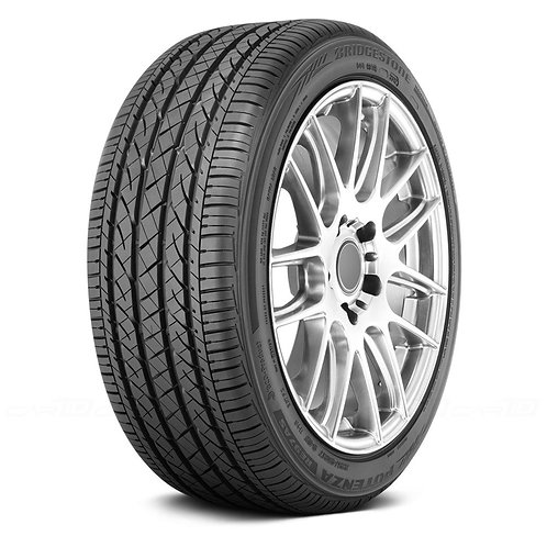 Pair of 2 - 205/50/17 NEW Bridgestone Tires
