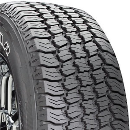 Set of 4- 265/70/17 Goodyear Tires