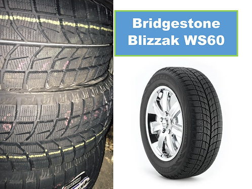 Set of 4 - 225/55/16 NEW Bridgestone SNOW Tires