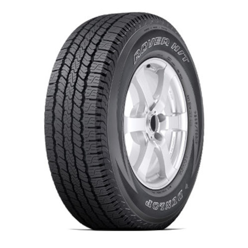 Pair of 2 - 265/60/18 NEW Dunlop Tires