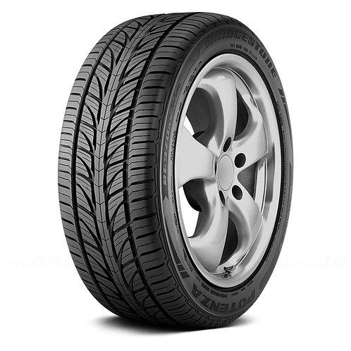 Set of 4 - 235/55/17 NEW Bridgestone Tires