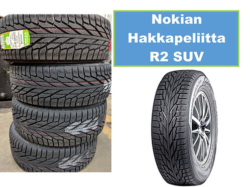 Set of 4 - 265/50/19 NEW Nokian SNOW Tires