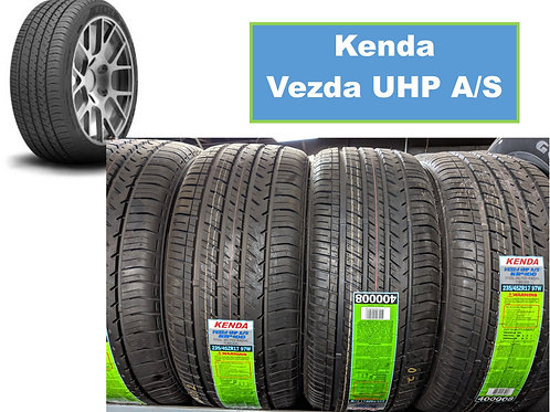 Set of 4 - 255/35/19 NEW Kenda Tires