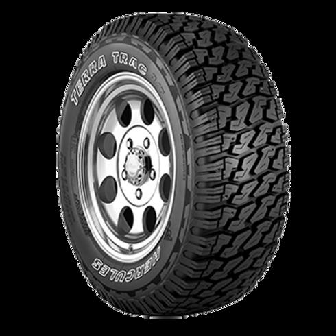 Set of 4 - 35/12.50/17LT NEW Hercules 8ply Tires