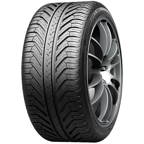 Set of 4 - 285/40/19 NEW Michelin Tires - OE Porsche