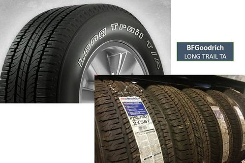 Set of 4 - 215/70/16 NEW BFGoodrich Tires
