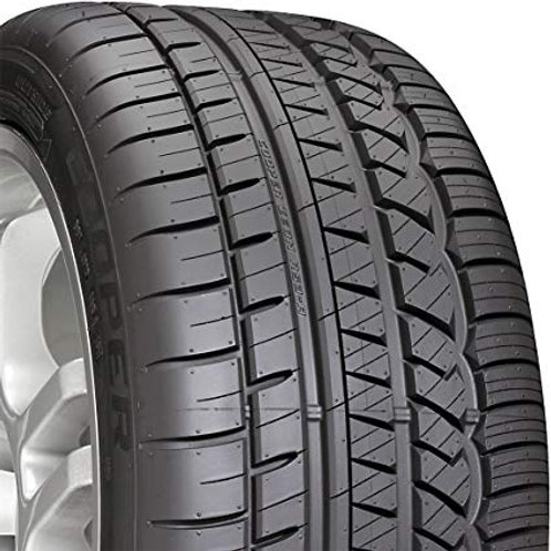 Pair of 2 - 255/40/17 NEW Cooper Tires