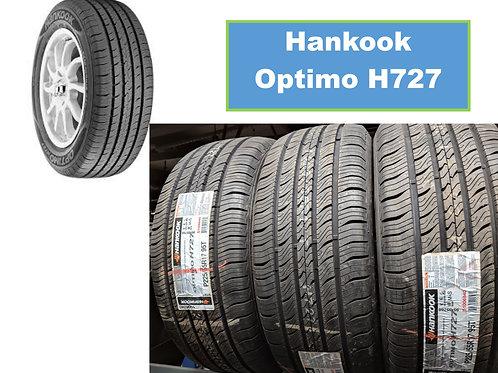 Set of 4 - 205/65/16 New Hankook Tires