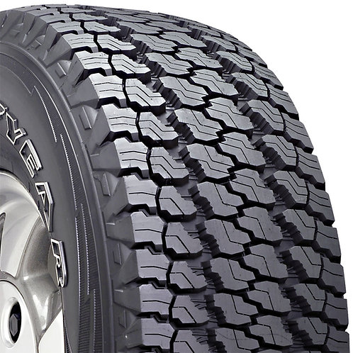 Set of 4 - 245/75/17 Goodyear Tires