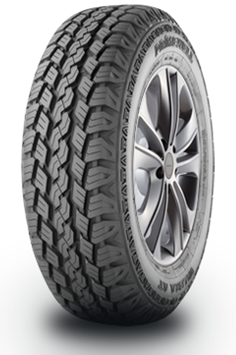 Pair of 2 - 235/70/17 NEW Primewell Tires