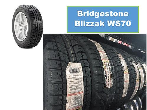 Set of 4 - 215/60/17 NEW Bridgestone SNOW Tires
