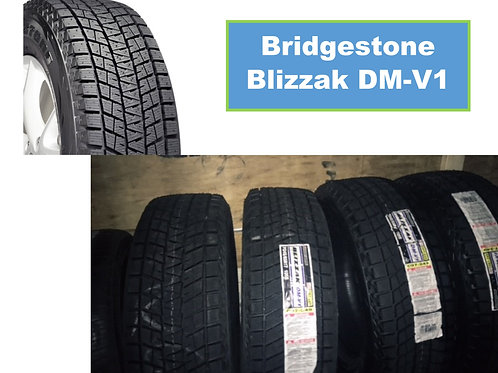 Set of 4 - 225/70/16 NEW Bridgestone SNOW Tires