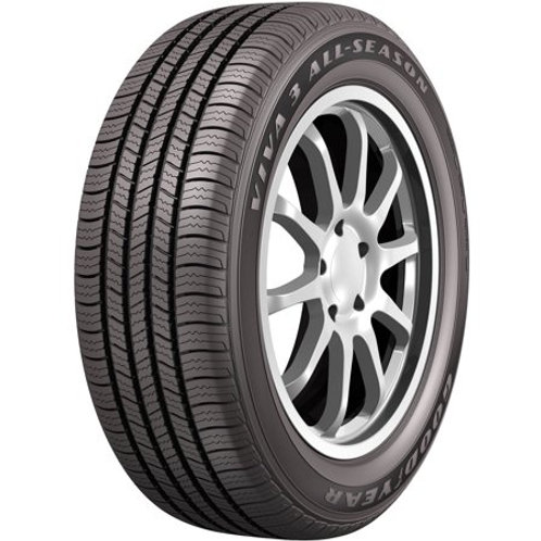 Pair of 2 - 225/60/18 Goodyear Tires