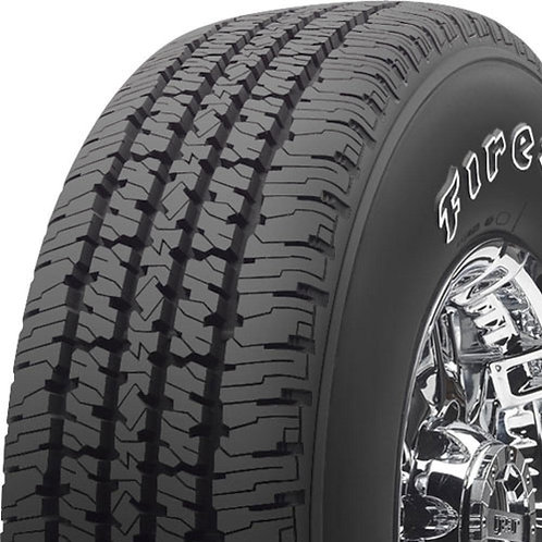 Set of 4 - LT205/65/15 NEW Firestone Tires - Load C