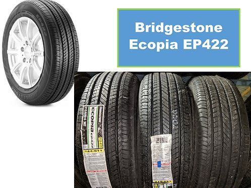 Set of 4 - 215/55/18 NEW Bridgestone Tires
