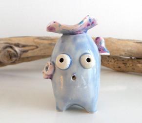 ceramic creature figuring