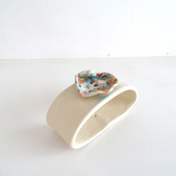 sacred spaces handmade ceramic incense h