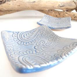 studio pottery ring holder