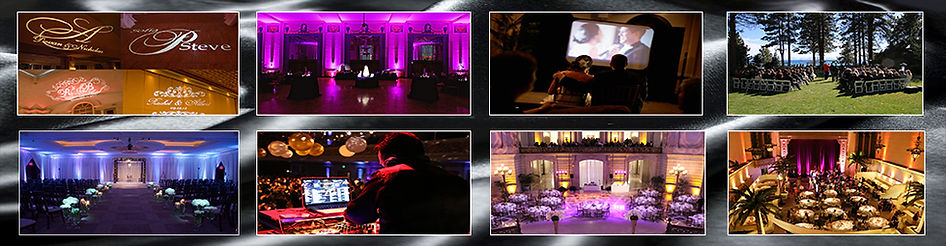 Various Wedding DJ and Emcee Services