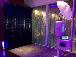 Our open air photo booth system