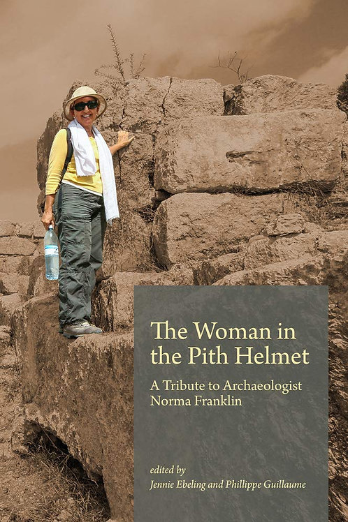 The Woman in the Pith Helmet