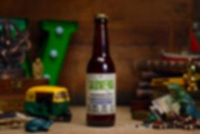 Bière blonde artisanale bretagne brasserie Skumenn