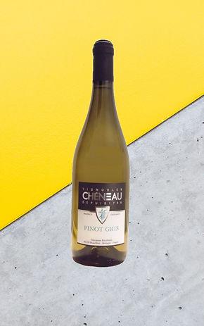 pinot gris vignobles chéneau bretagne vins blancs