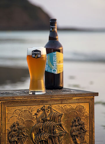 Bière blanche brasserie Dimezell artisanales Bretagne