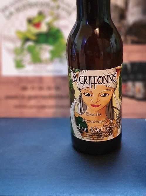 Bière Griffonne blanche