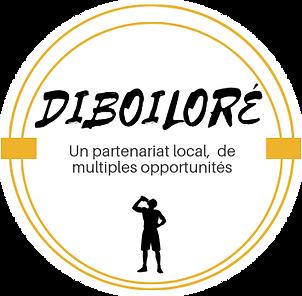Diboiloré logo local