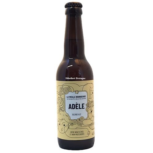 "Bière blonde ""ADÈLE"""